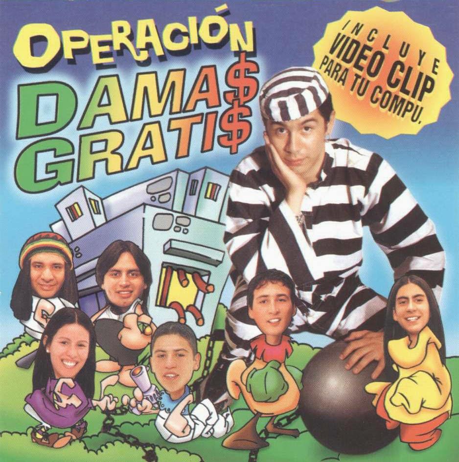 Damas Gratis - Operación Damas Gratis (2002)