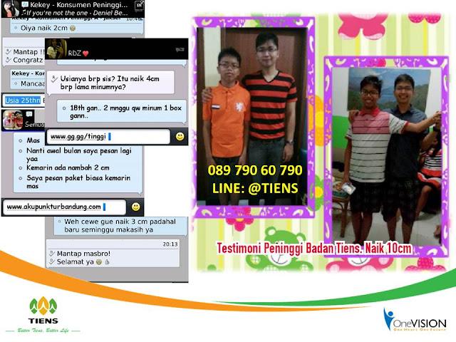 Testimoni Peninggi Badan Tiens Tangerang, Bukti NHCP Tiens Tangerang, Kesaksian Obat Tinggi Badan Tiens Tangerang, Obat Peninggi Badan Tiens Tangerang, Susu Kalsium NHCP Tianshi