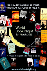 World Book Night 2011 Givers Global Challenge