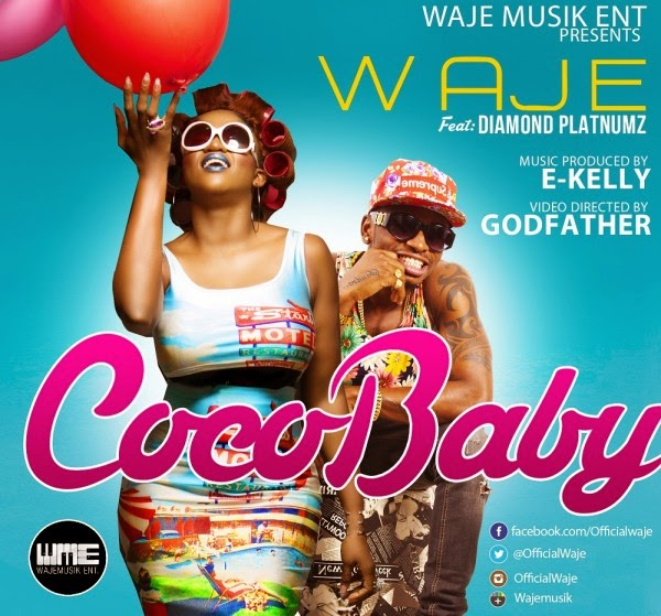 Waje – Coco Baby ft. Diamond Platnumz