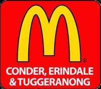 McDonalds Conder, Erindale & Tuggeranong