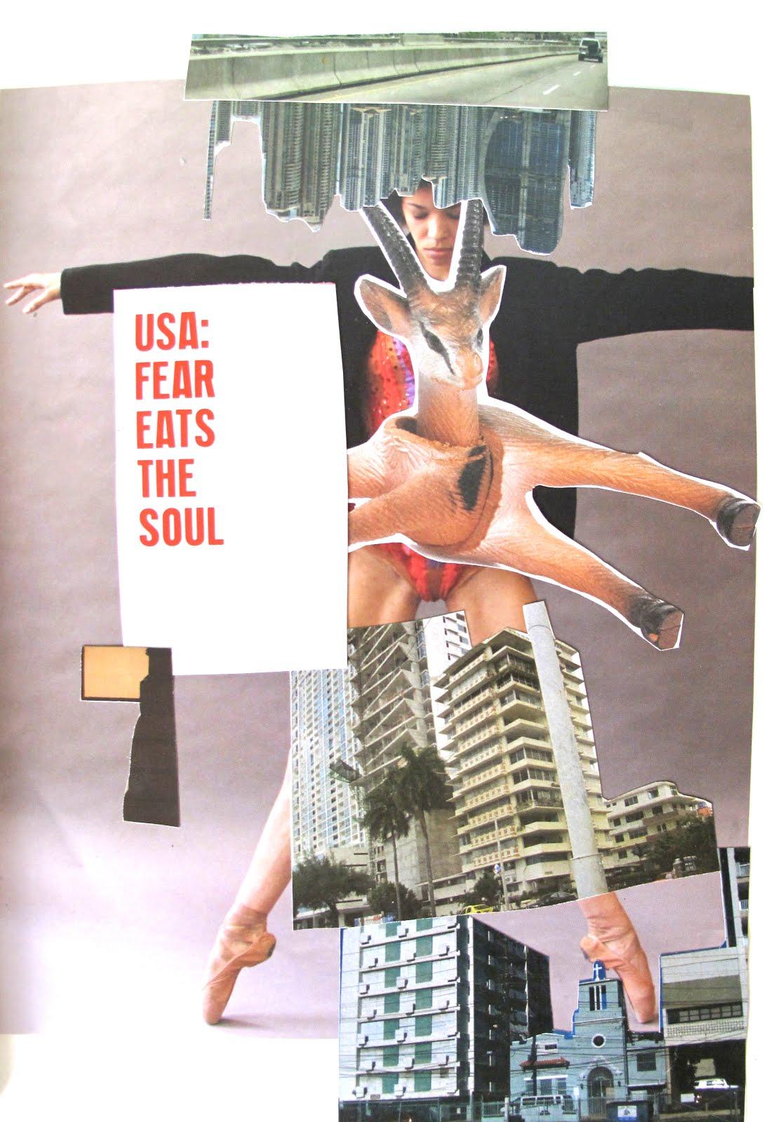 Modernismo Anacronico Collage #4