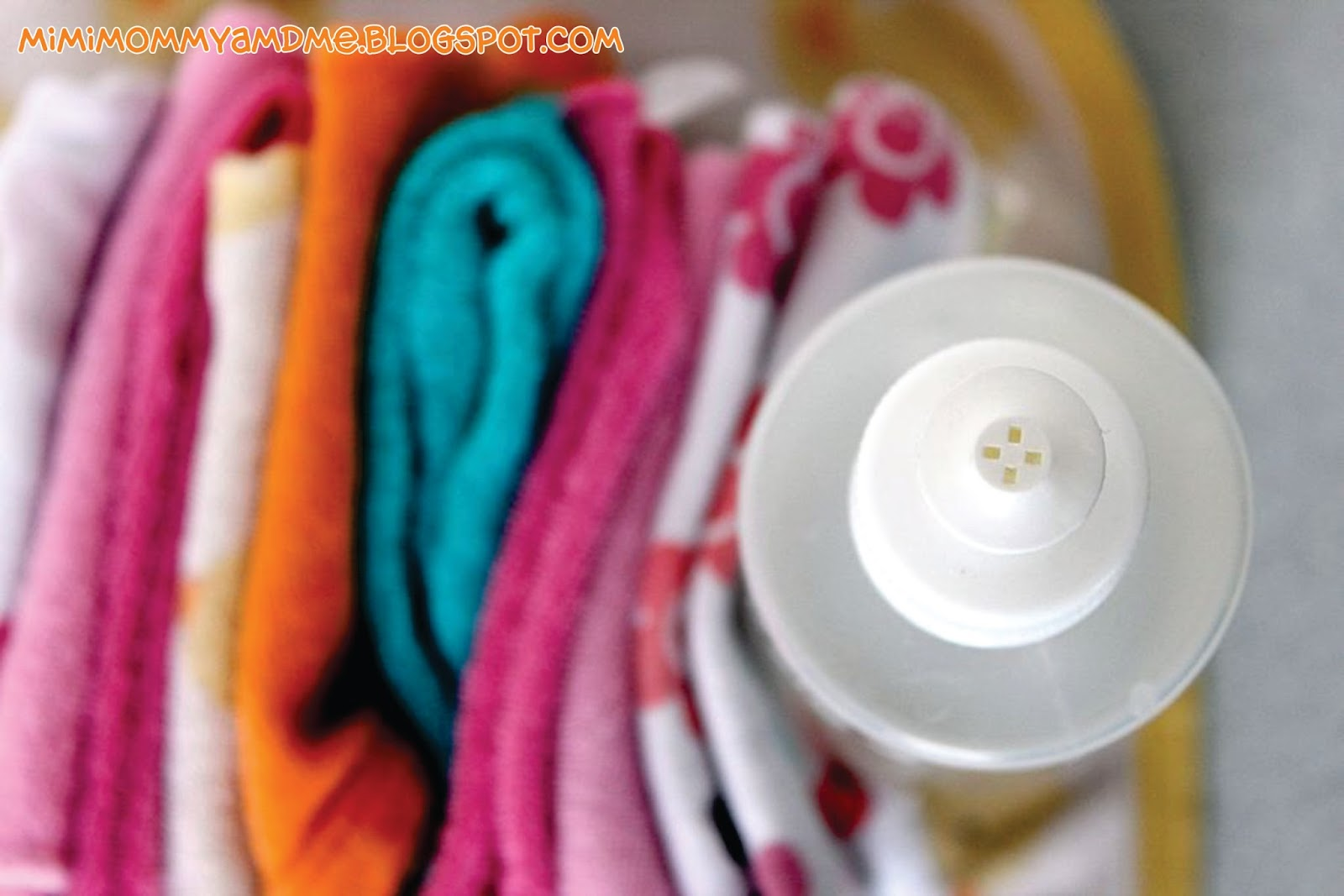 Cleaning Breastfed Baby Cloth Diaper