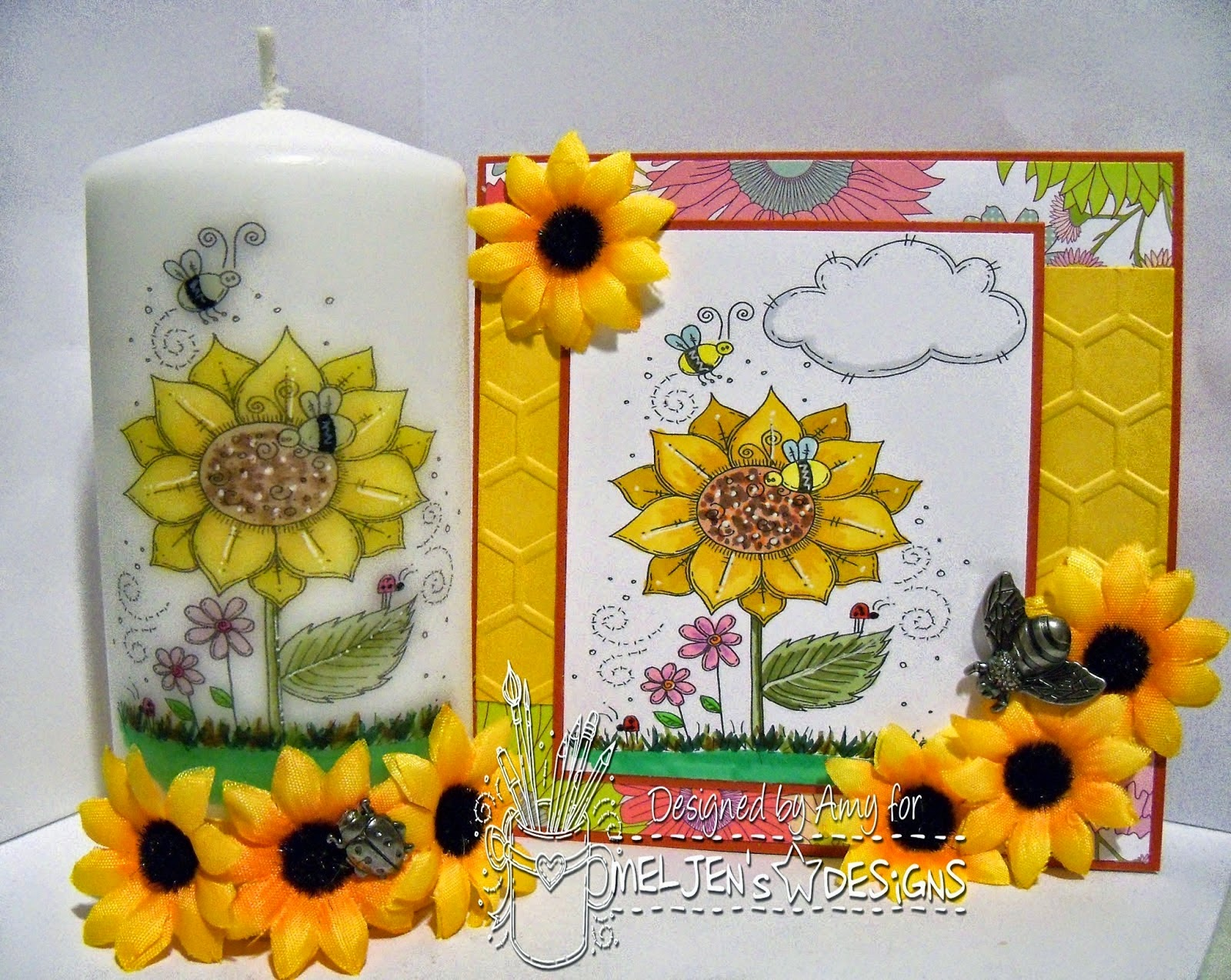 http://lilcutiecreations.blogspot.ca/2014/07/sunflowers-everywhere.html