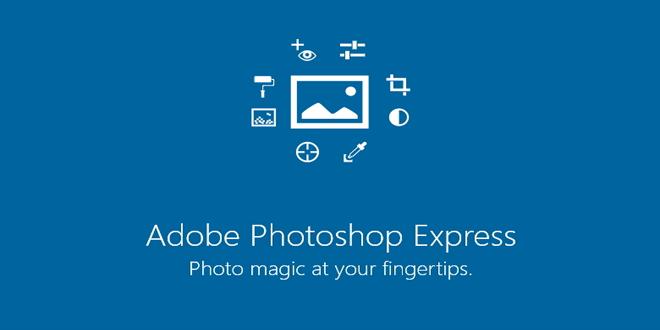 تحميل وتفعيل Adobe Photoshop Express Premium 2.4.507 APK