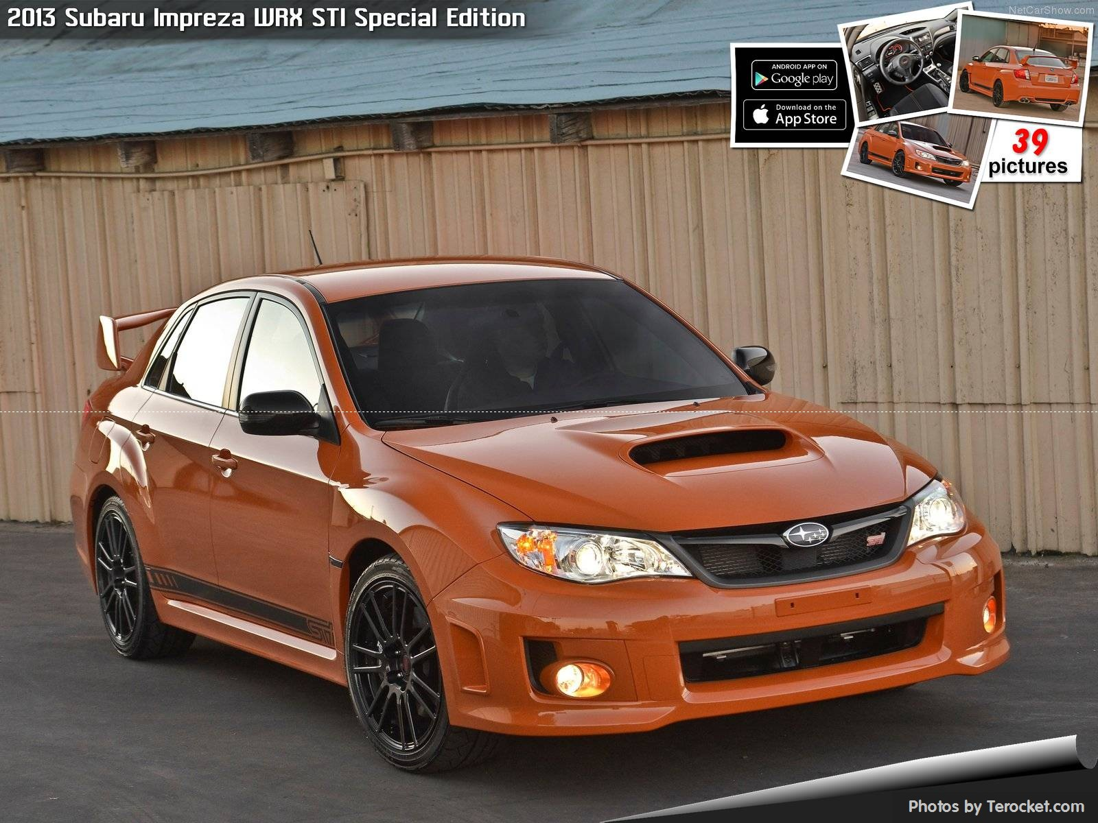 Hình ảnh xe ô tô Subaru Impreza WRX Special Edition 2013 & nội ngoại thất