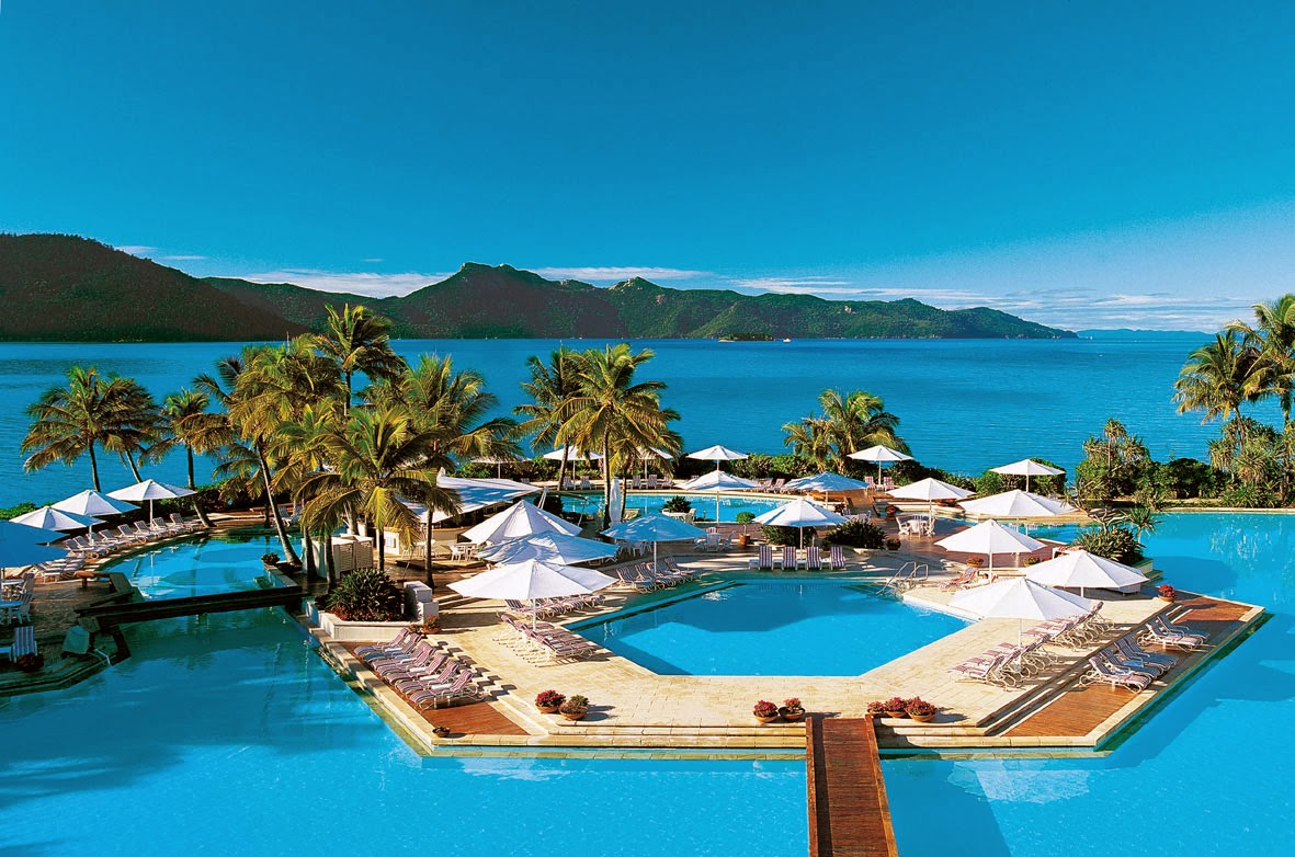 Hayman island australia tourist destinations for Beautiful accommodation