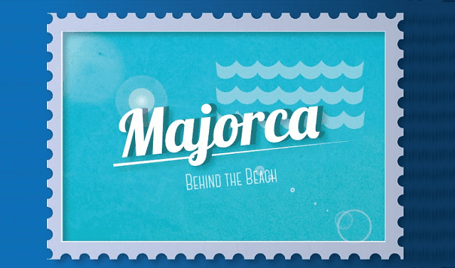 Majorca - Behind the Beach