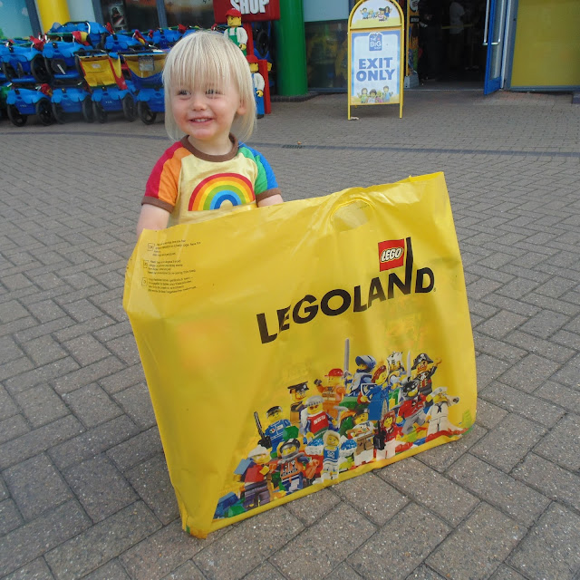 Tips Legoland on a budget