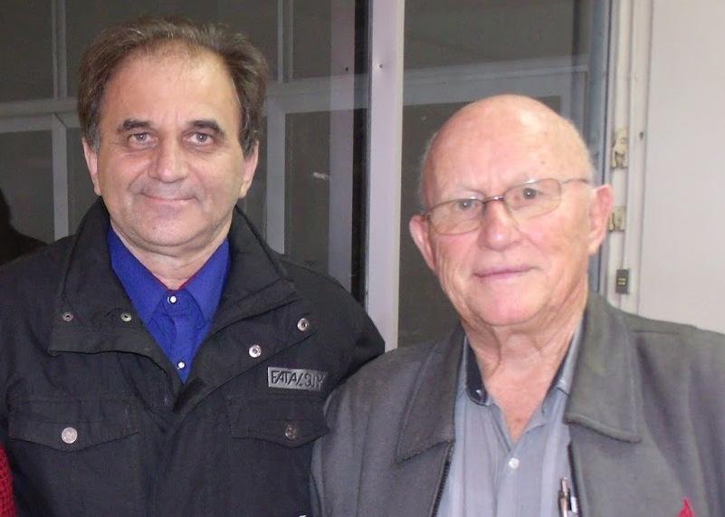 Airton Engster dos Santos e José Alfredo Schierholt