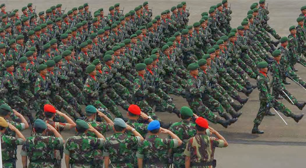 TNI Dapat Anggaran Rp 86 Triliun Untuk Operasional dan Belanja Tahun 2014