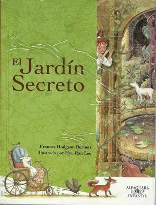 Tercera eposha clasicos literatura infantil el jardin for Cancion secretos en el jardin