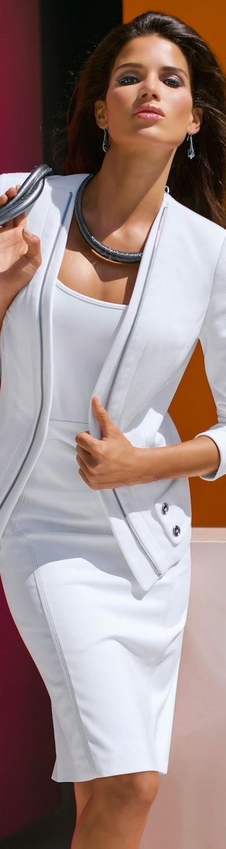 MADELEINE White  Blazer