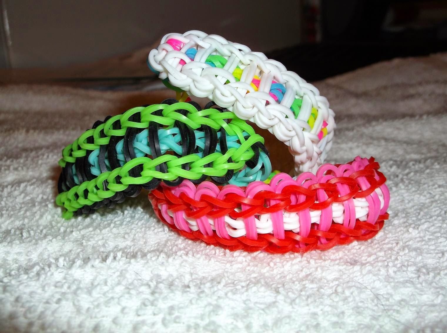 ladder rainbow loom