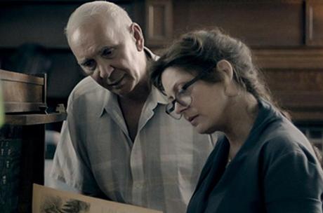 Susan Sarandon en Un amigo para Frank (Robot & Frank)