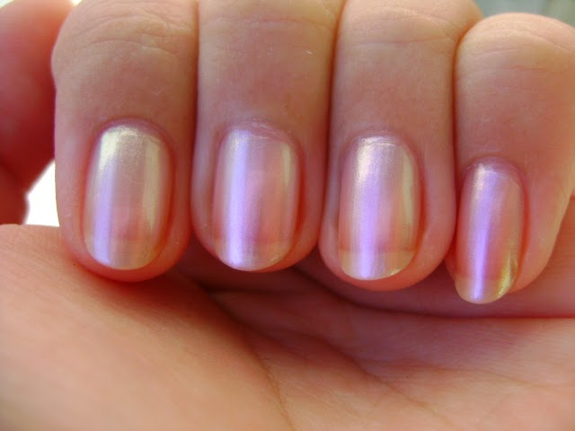 Smart and Sarcastic With Dashes of Insanity: REVIEW of Pure Ice Nail ...