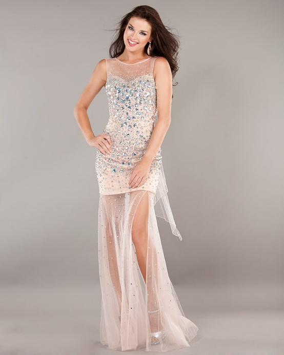 Prom Dresses by french novelty: Miss Duval Special Feature