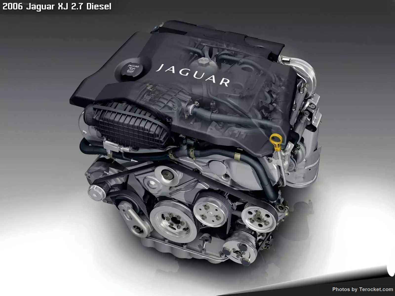 Hình ảnh xe ô tô Jaguar XJ 2.7 Diesel 2006 & nội ngoại thất