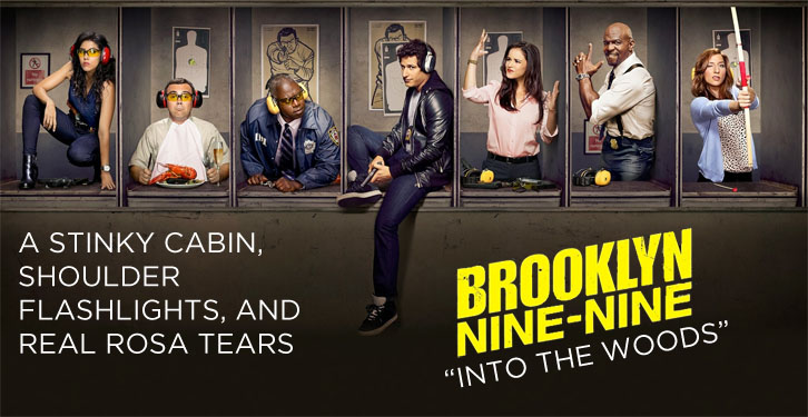 Brooklyn Nine-Nine - Into the Woods - Review
