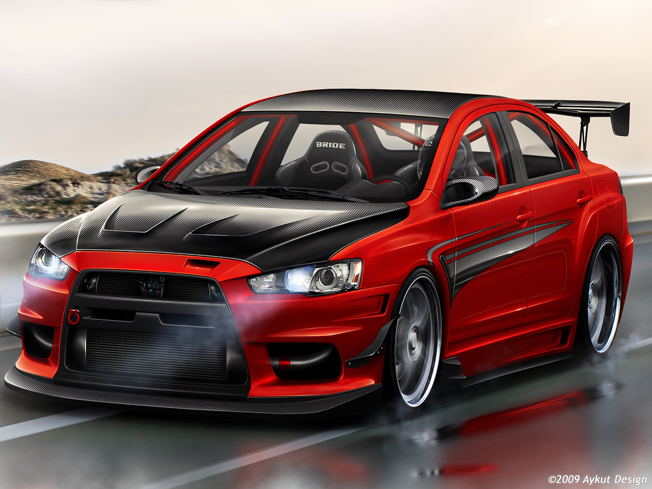 Mitsubishi Lancer Evolution X | Automotive