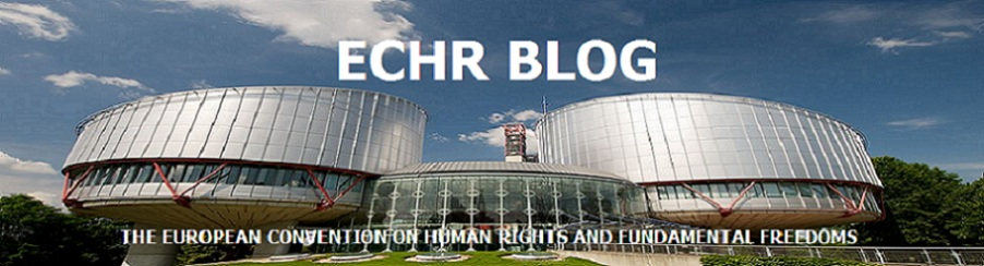 ECHR BLOG