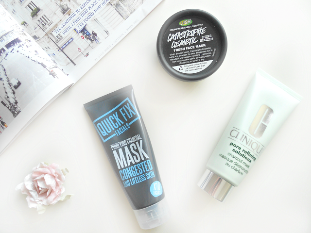 My Top 3 Face Masks
