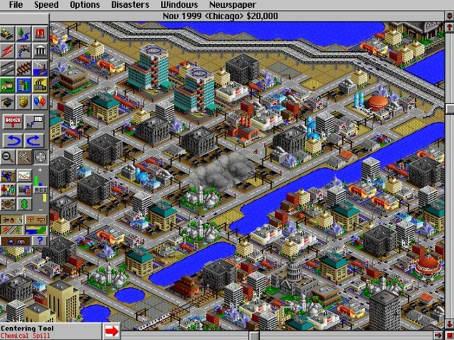 SimCity 2000 Free Download PC Games
