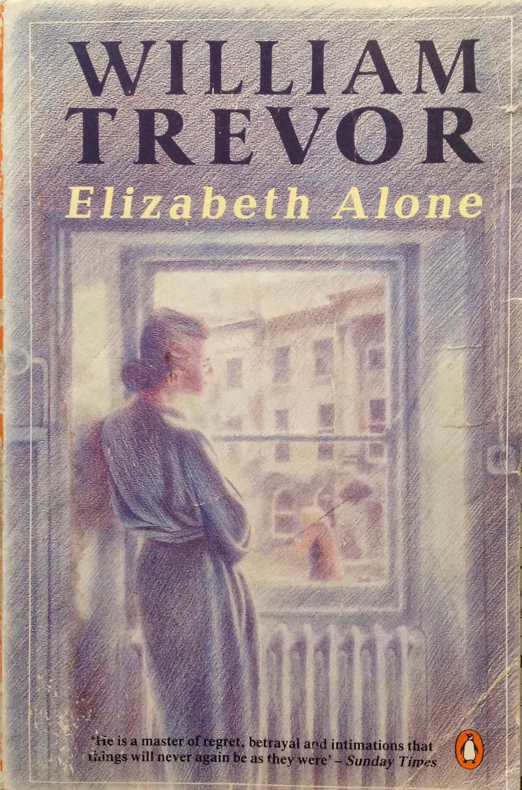 vinod ekbote  my next buy was a title by yet another writer whose writing makes me buy everything he has written so far i found elizabeth alone by william trevor which
