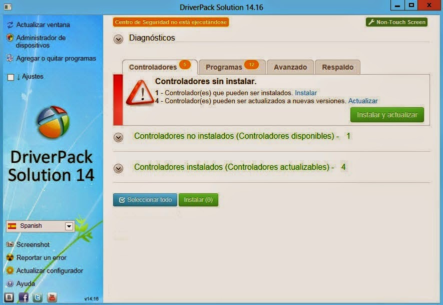 driver pack solutions download iso