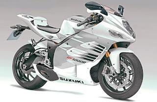 2016 Suzuki RF1000R Concept