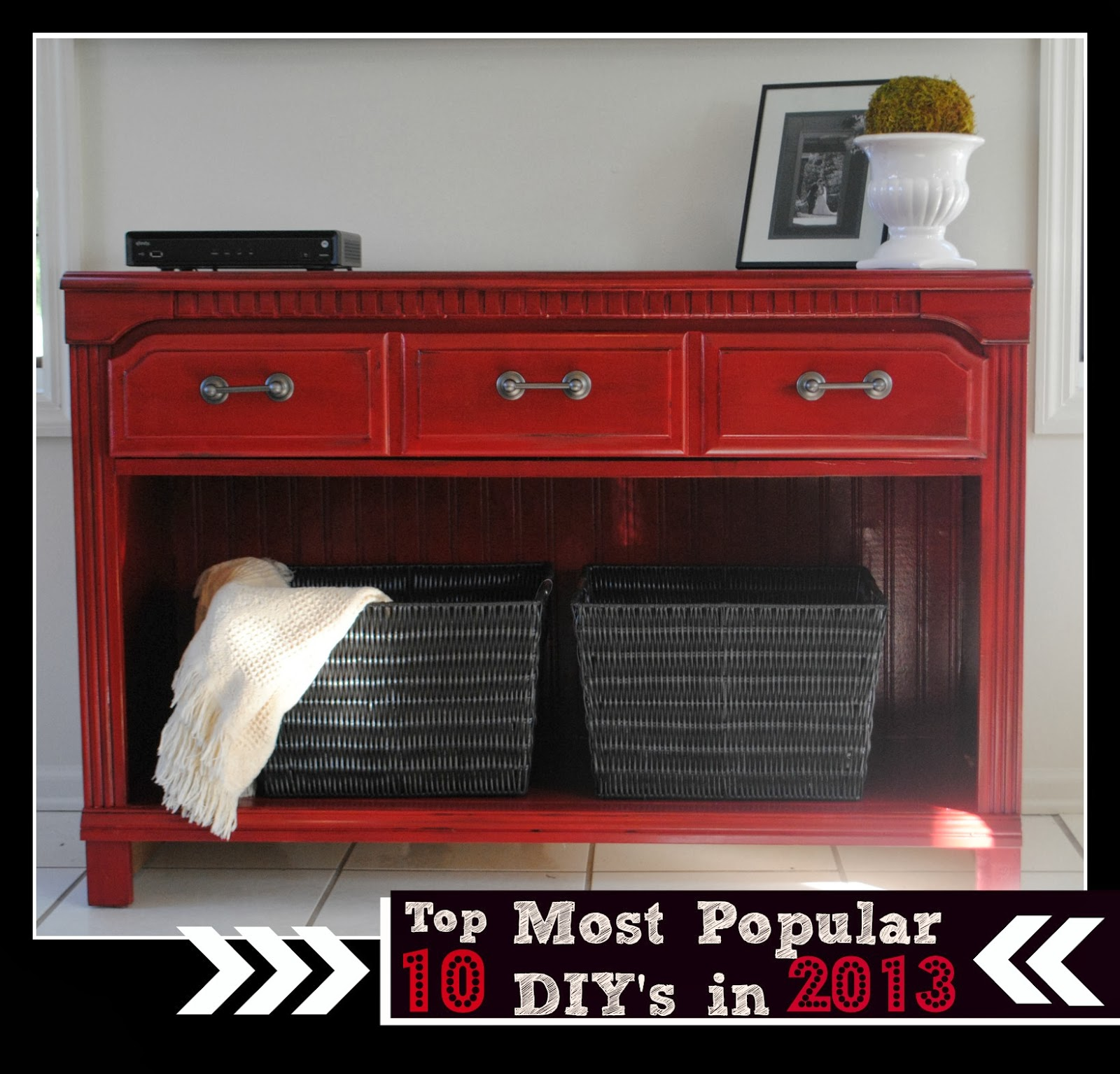 Two it yourself 10 most popular diy projects of 2013 by 2iy for Most popular diy crafts