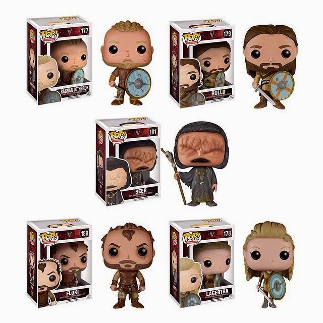 Funko Pop! Vikings