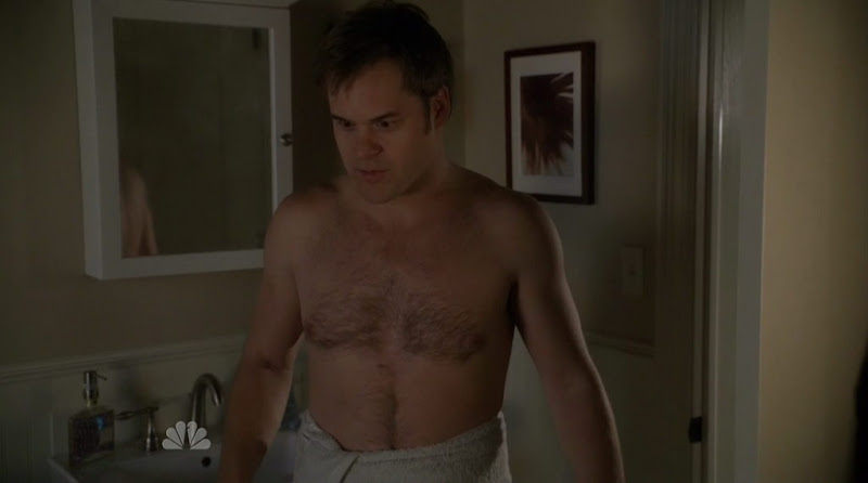 Kyle Bornheimer Shirtless on Perfect Couple s1e07