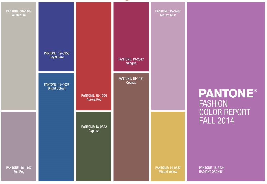 Pantone colors spring 2015 car interior design - Color pantone 2015 ...