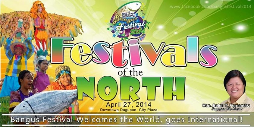 Bangus Festival 2014 Festivals of the North