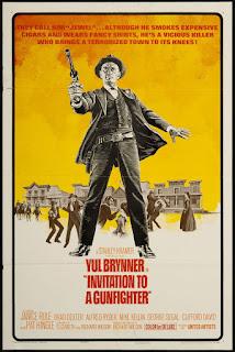 Watch Invitation to a Gunfighter (1964) movie free online