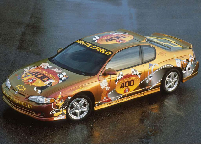 シボレー・モンテカルロ 5-6代目 | Chevrolet Monte Carlo 1995-2007