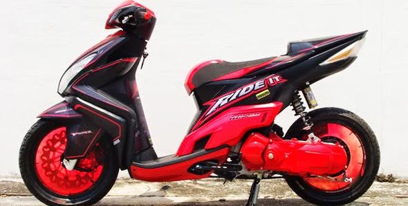 Modif Yamaha Bison Terbaru