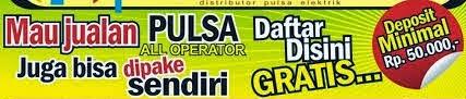 Pendaftaran Agen Pulsa All Operator Murah Jepara - Jawa Tengah