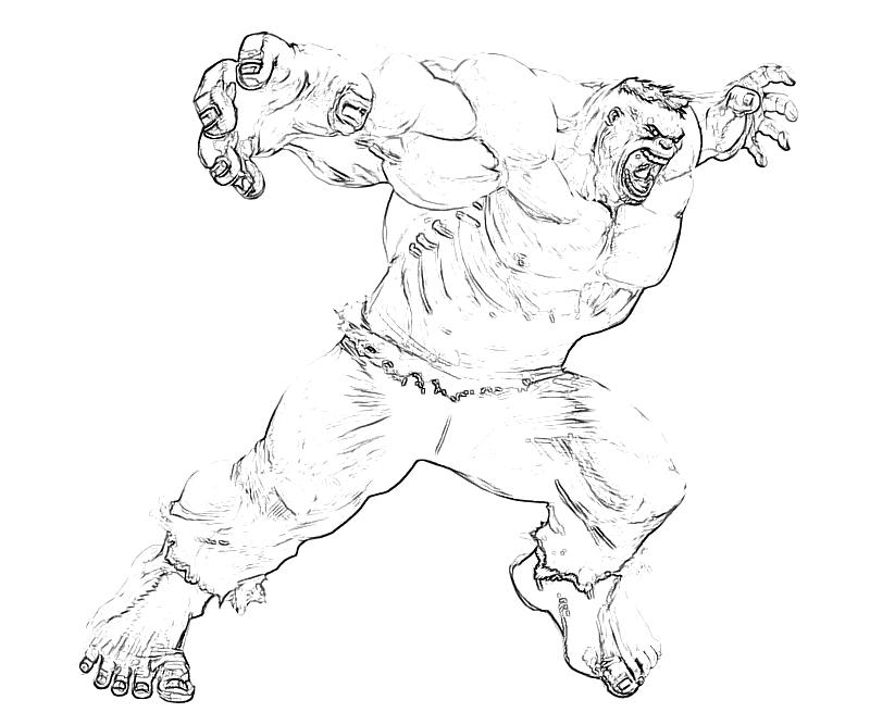 printable-marvel-vs-capcom-hulk-character-coloring-pages