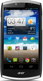 Acer CloudMobile S500 User Manual Guide PDF