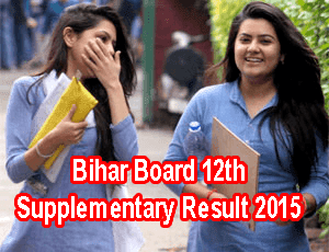 Bihar Board Intermediate Supplementaty Result 2015 Today 8th August 2015, BSEB 12th Supplementary Result 2015 Arts Commerce Science, Bihar Board XII Inter Supplementary Result 2015 Announced at bihar.indiaresults.com, BSEB Intermediate Supple Result 2015, Bihar Board XII Inter Arts
