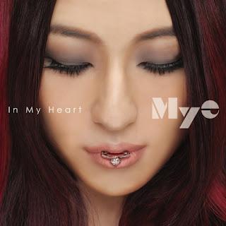 Mye - In My Heart - Miraihenotobira - 未来への扉