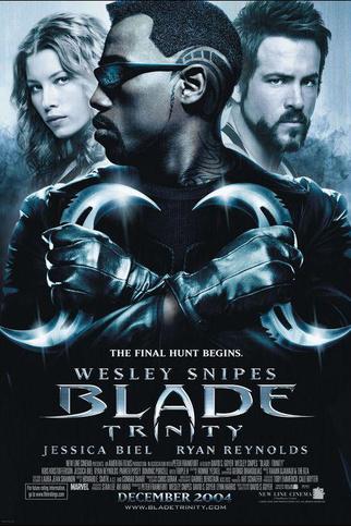 Assistir Blade Trinity Dublado Online HD