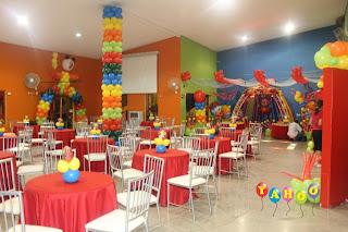 buffet yahoo - buffet infantil bh