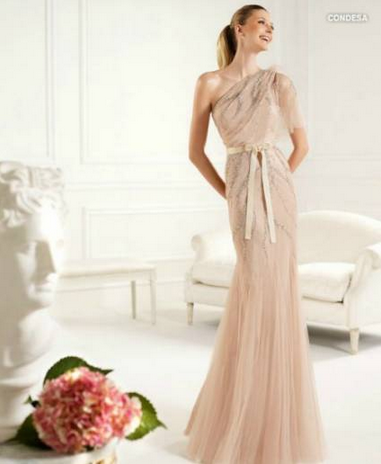 bridal dresses / dress blog: Evening Dresses 2013 in pastel colors