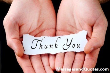 Best thank you messages for everyone