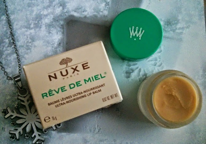 nuxe reve de miel anniversary edition review and swatches