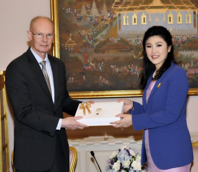 Expo 2020 ayutthaya -  Yingkluck Shinawatra