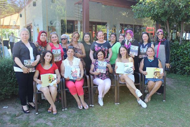 Antalyalı bloggerlar ve özlem mekik